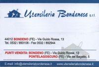 utensileria_bondenese